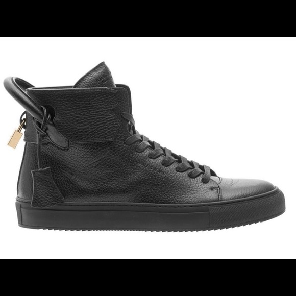 Buscemi Shoes   Buscemi 25mm High Black